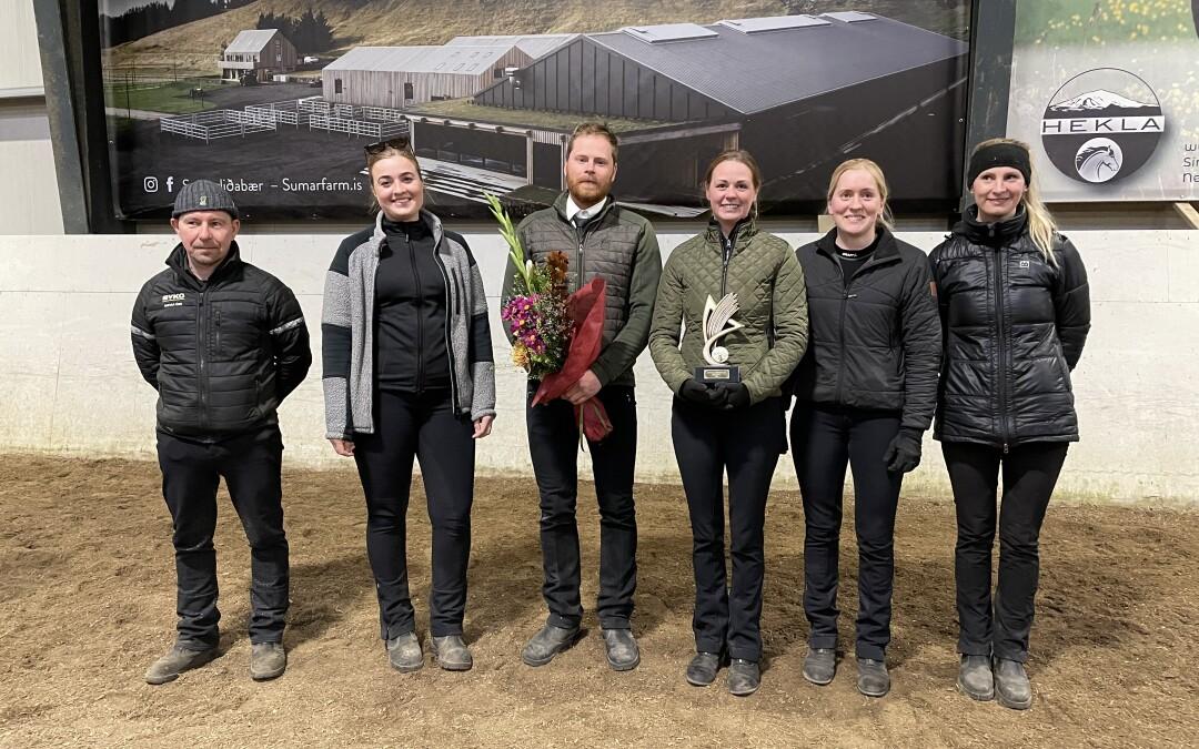 Lið Byko sigrar Suðurlandsdeildin 2021
